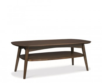 Oslo Walnut Coffee Table