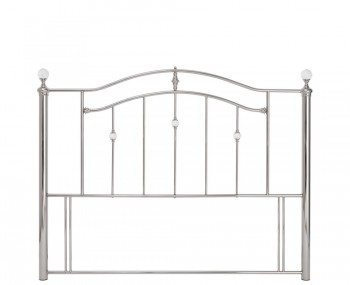 Ashley Nickel Metal Headboard
