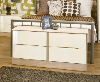Riviera Mix 'n' Match 4 Drawer Bed Box