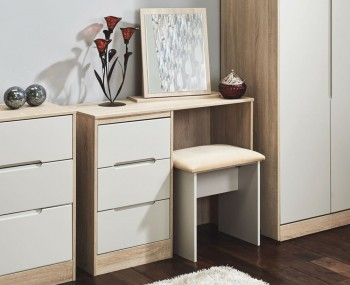 Riviera Mix 'n' Match Single Dressing Table