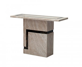 Horsham Marble Console Table