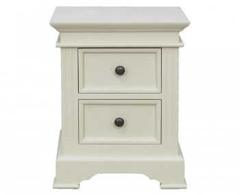 Woodstock Ivory Bedside Chest
