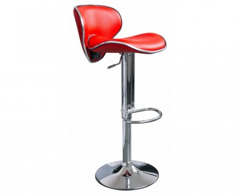 Nina Red Designer Bar Stools