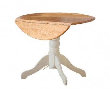Weald Buttermilk Drop Leaf Table Only