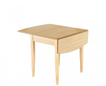 Augustine D-End Drop Leaf Table Only