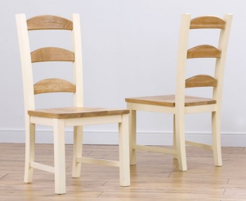 Albans Pine Dining Chairs