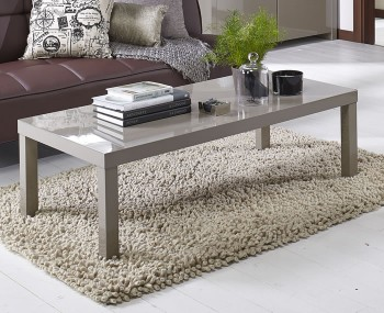 Puro Stone High Gloss Coffee Table