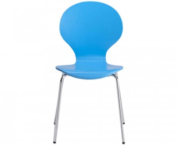 Ibiza Blue Dining Chairs