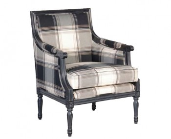 Oscar Fabric Arm Chairs