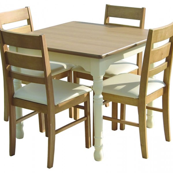 Kitchen Stools Uk Only: Dennis Square Kitchen Table ONLY