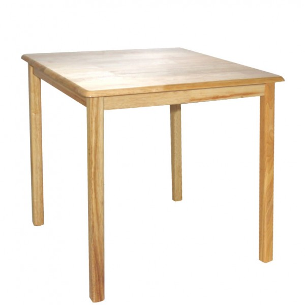 Small Square Kitchen Table: Hayley Small Square Kitchen Table