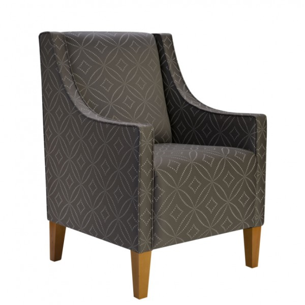 Allison bedroom chair for Annabelle chaise