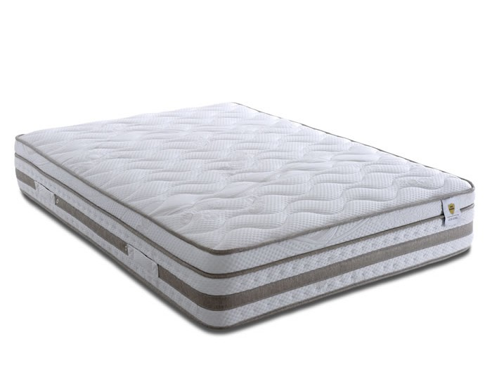 Amber 2000 Pocket Spring Memory Fibre Mattress