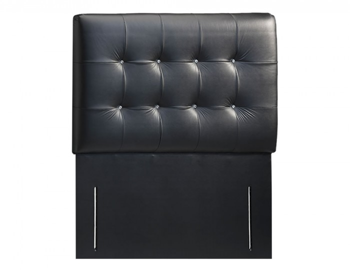 Bianca Crystal Upholstered Headboard