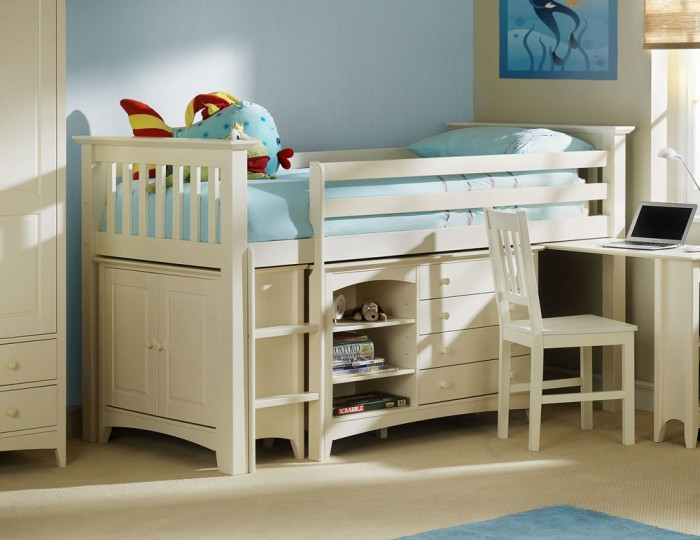 Cameo Off-White Kids Sleep Station