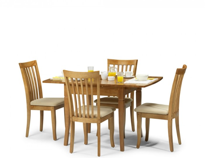 Newbury Wooden Extending Dining Set