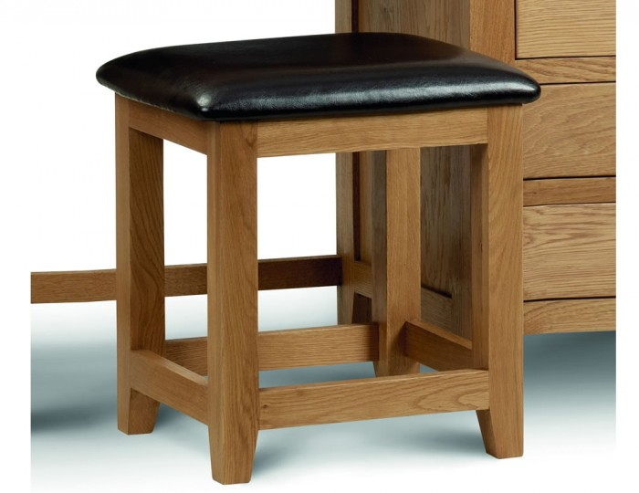 Wiltshire Oak Single Dressing Table