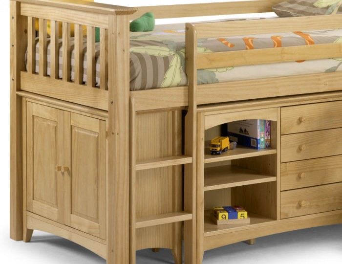 Sleep Station Kids Bunk Bed