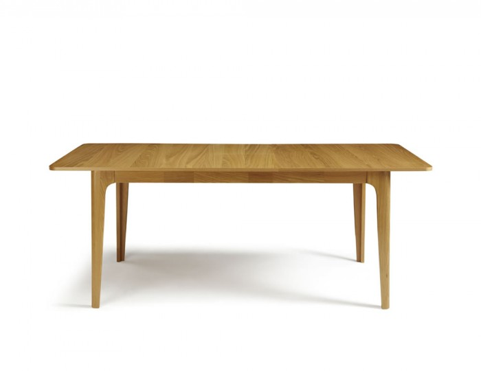 Cascade Oak Extending Dining Table and Chairs