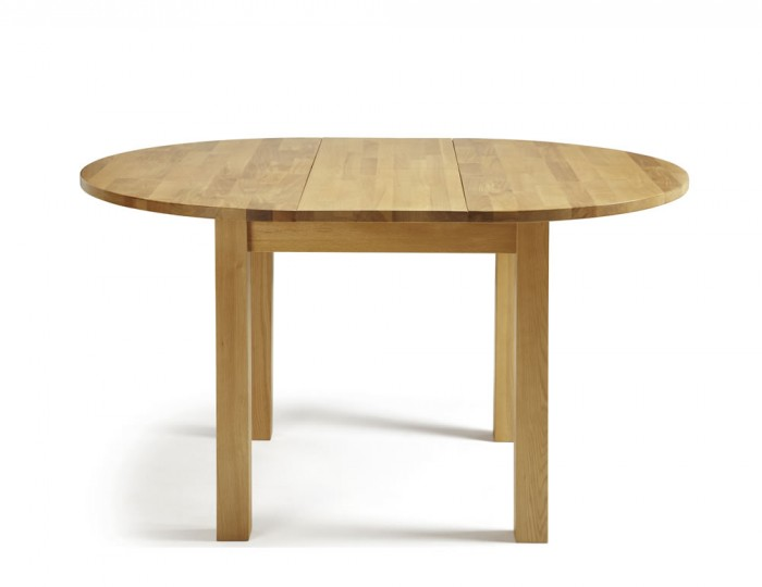 Haycroft Round Oak Dining Table Frances Hunt