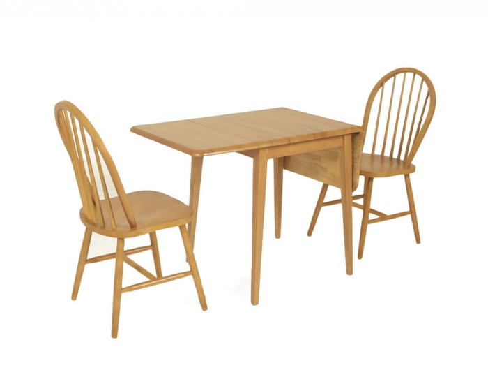 Attwell Wooden Drop Leaf Set