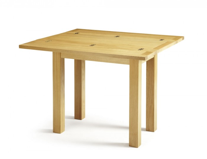 Mansfield Oak Flip Top Breakfast Table