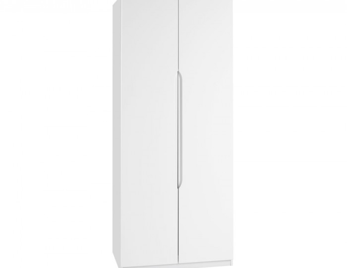 Vogue 2 Door Tall High Gloss Wardrobe