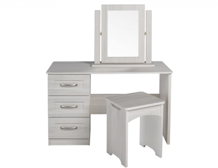 Alonzo White Avola Dressing Table