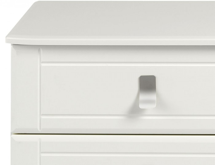 Sigrid Cream 4 Drawer Bed Box Chest