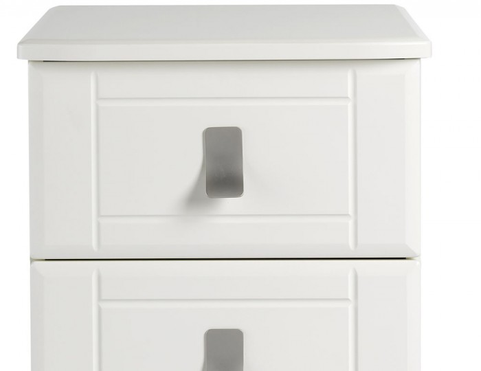 Sigrid Cream 5 Drawer Tall Chest