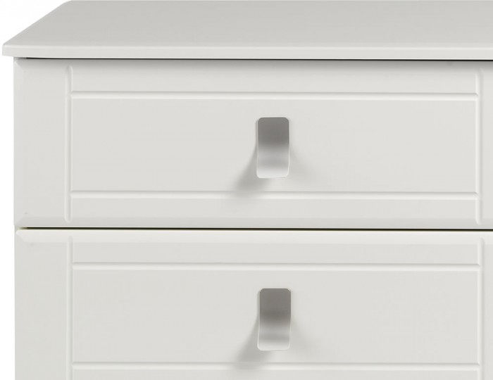 Sigrid Cream 6 Drawer Wide Chest