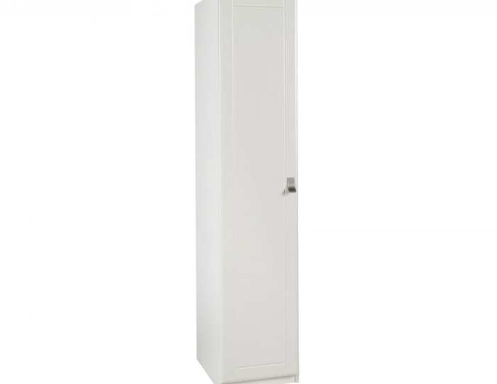 Sigrid Cream 1 Door Wardrobe