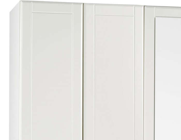 Sigrid Cream 5 Door Tall Wardrobe