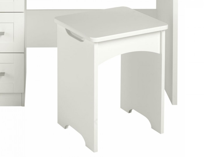 Marcello Single Cream Dressing Table