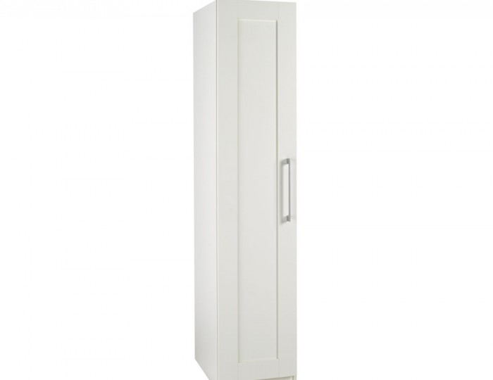 Marcello Cream 1 Door Wardrobe