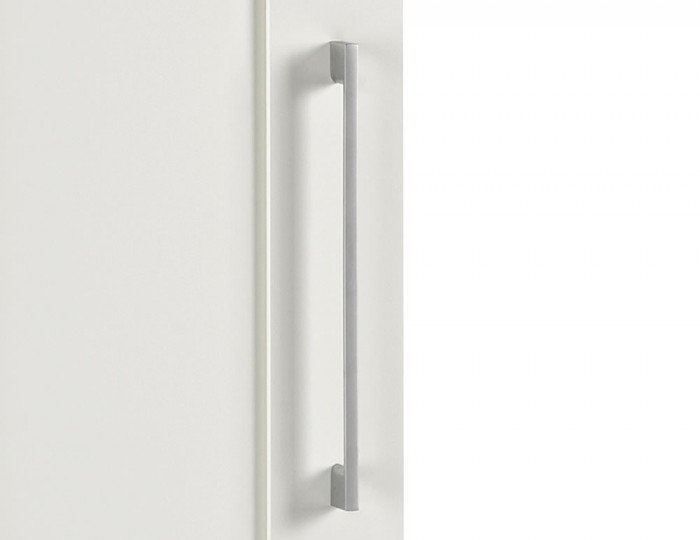 Marcello Cream 1 Door Tall Wardrobe