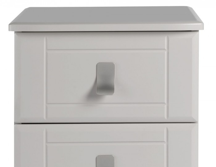 Sigrid Cashmere 5 Drawer Tall Chest