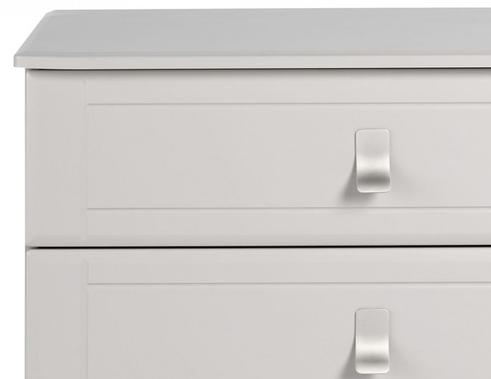 Sigrid Cashmere 4 Drawer Bed Box Chest