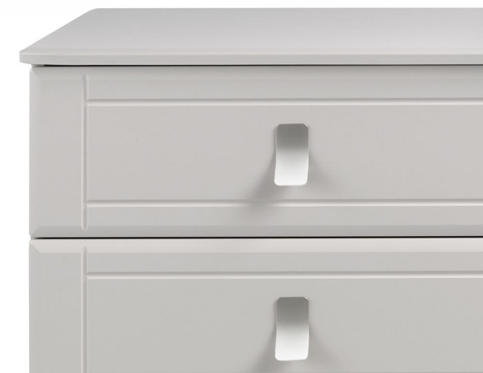 Sigrid Cashmere 6 Drawer Wide Chest