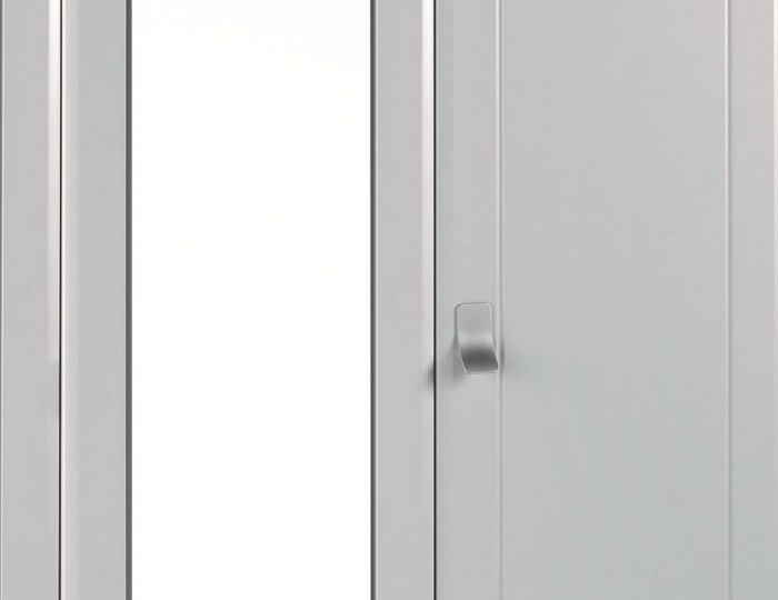 Sigrid Cashmere 4 Door Tall Wardrobe