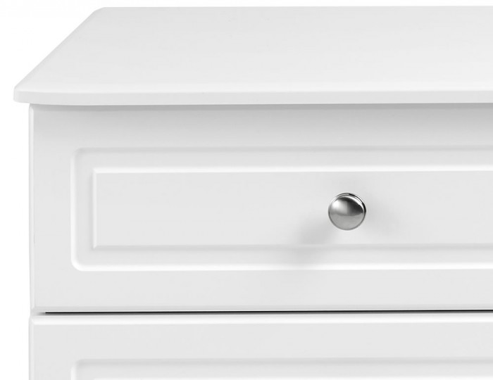 Toliara White 4 Drawer Chest