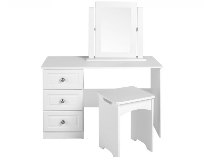 Toliara White Dressing Table