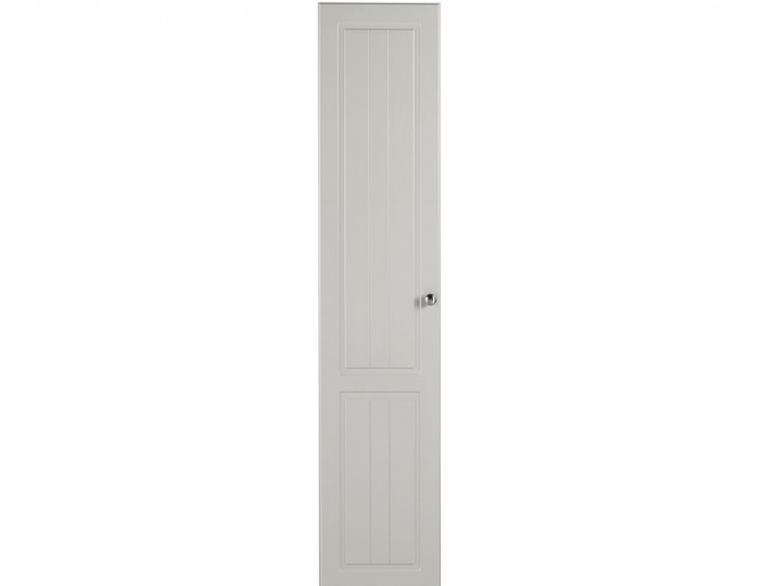 Toliara Cashmere 1 Door Tall Wardrobe