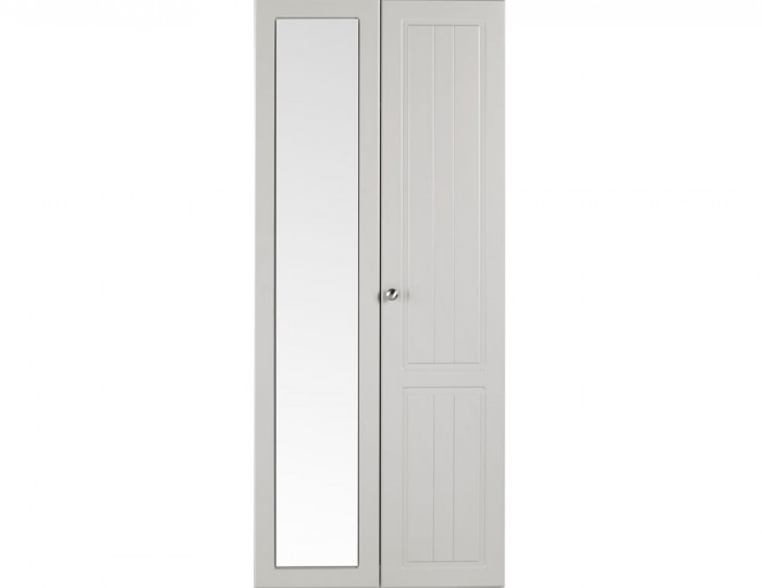 Toliara Cashmere 2 Door Tall Wardrobe