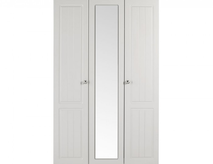 Toliara Cashmere 3 Door Tall Wardrobe