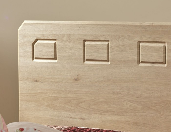 Miami Oak Headboard