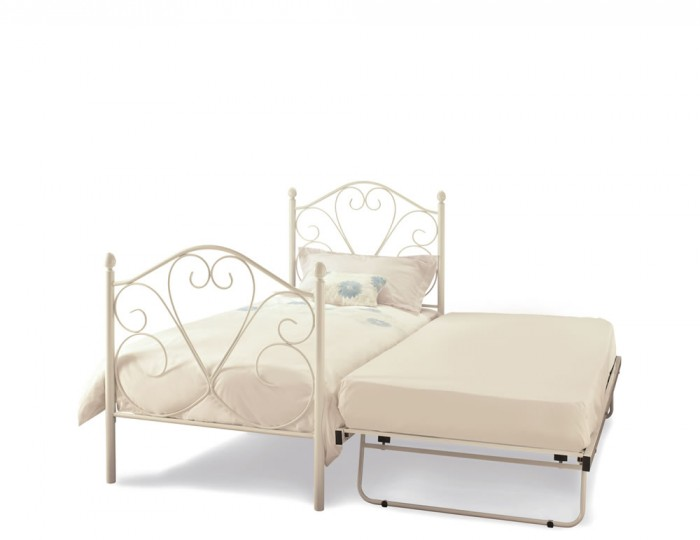 Isabella Metal Guest Bed