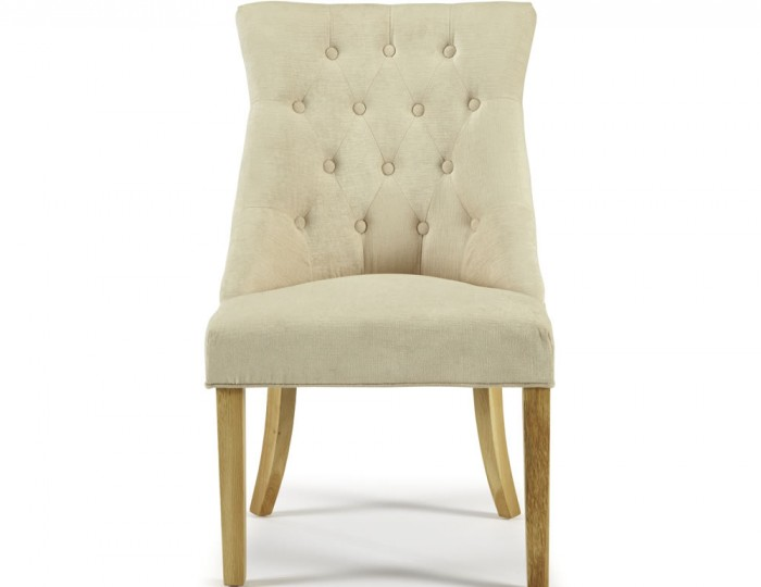 Horndon Pearl Fabric Dining Chairs