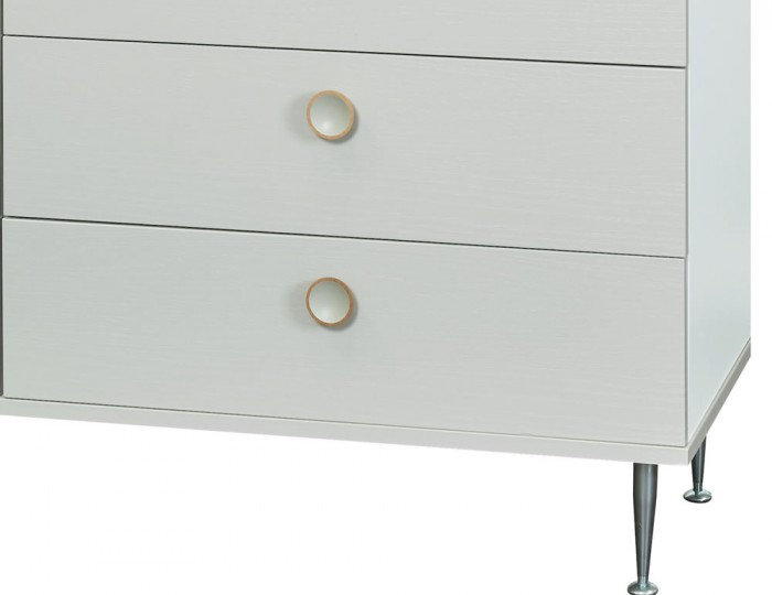 Bardot Kaschmir and White Small Sideboard