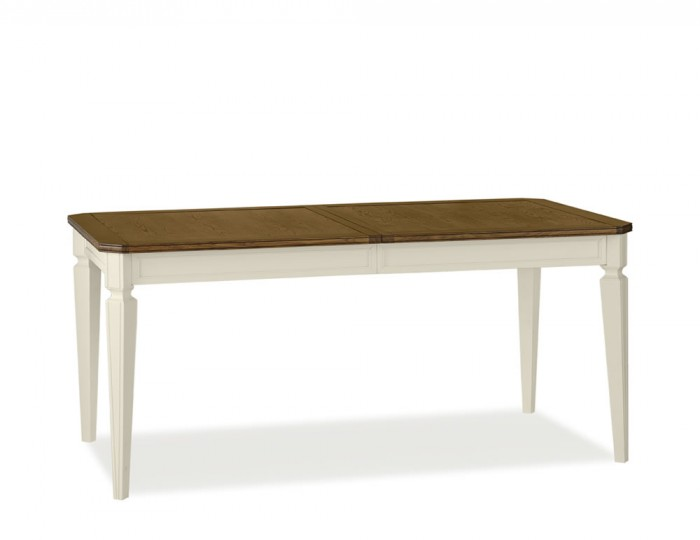 Sophia Two Tone Large Extending Dining Table